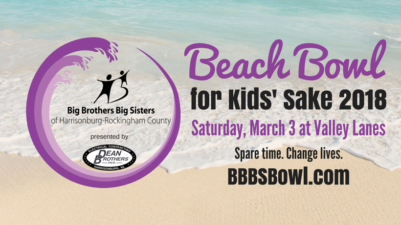 BBBS - Green Valley Moving - Beach Bowl for Kids' Sake 2018