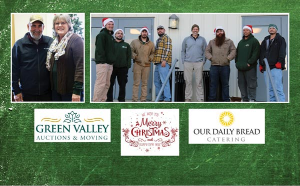 Employees of Green Valley Auction & Moving
